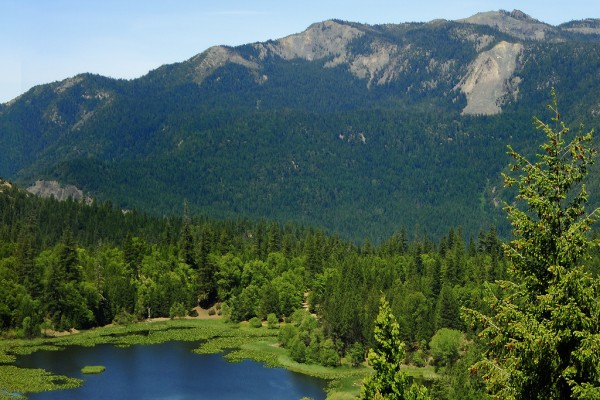 Howard Lake USFS R5