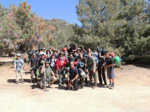 031 Crespi Trip Base Camp