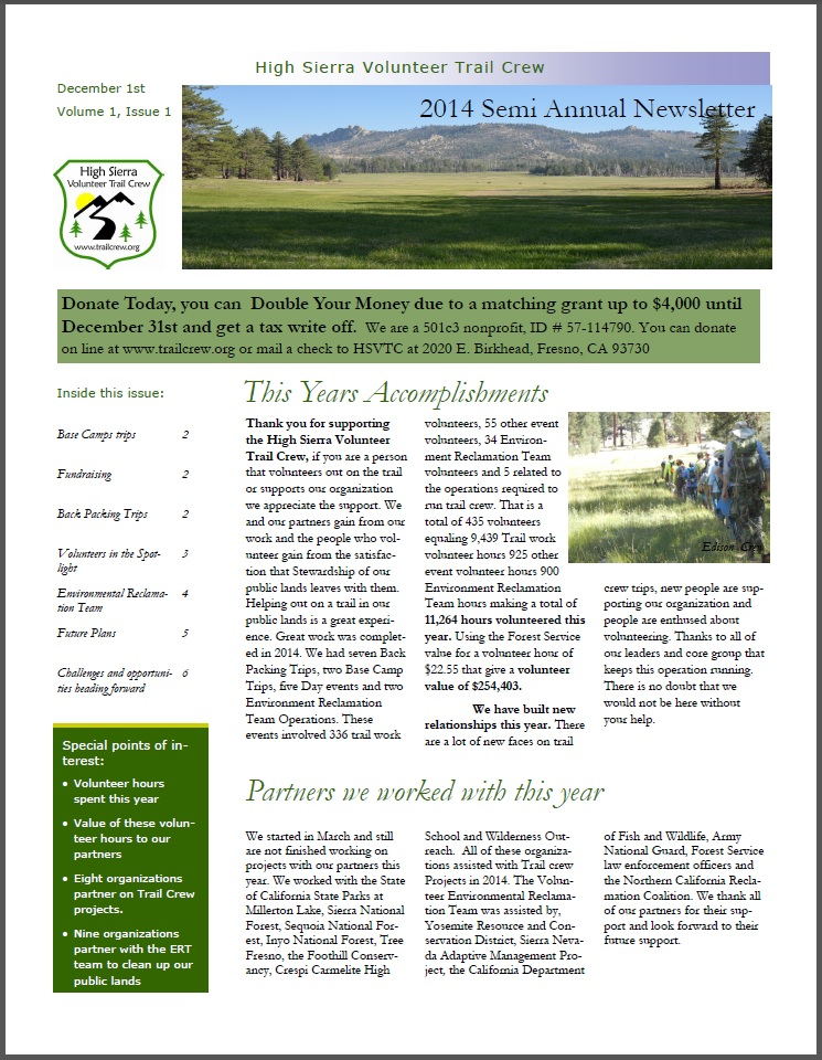 2014 Newsletter First Page for Website Link