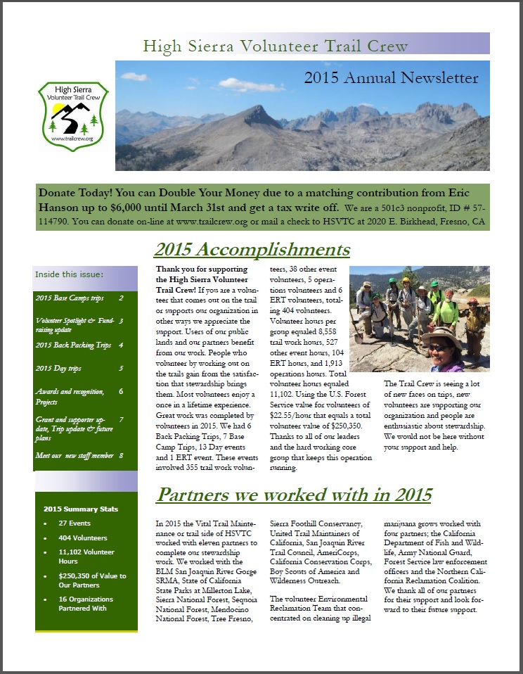 2015 Newsletter First Page for Website Link