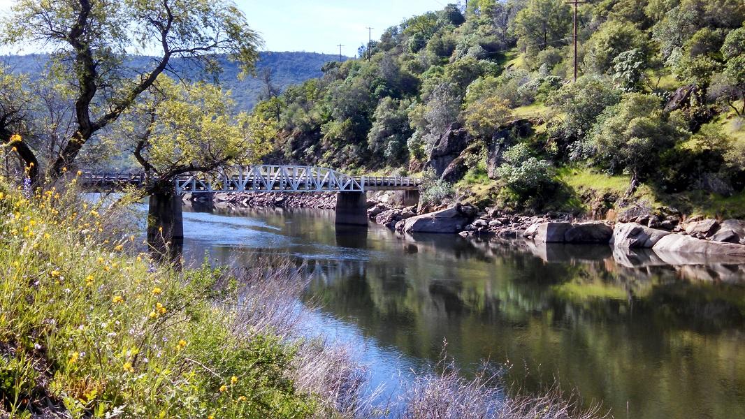 Bridge Accross Redionger Lake