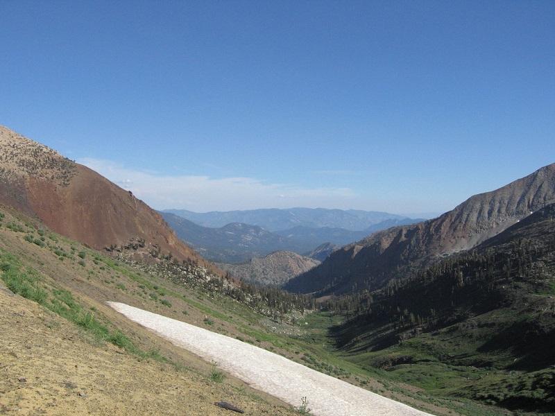 Farewell Gap Trail # 1