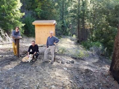 161006 Mendocino Henthorne Trail