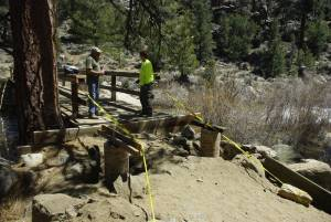 Kennedy Meadows Bridge Repair Peter Gooddell 077