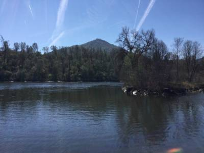 Kirkoff Lake Near Camp