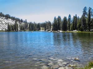 Nice Lake Shot